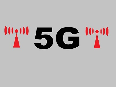 WiFi 5G red